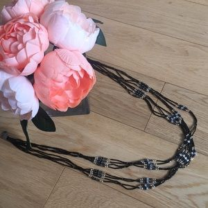 Vintage Japanese Beads Necklace